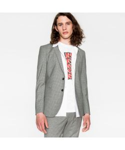 Paul Smith | Slim-Fit Gingham Wool And Cotton-Blend Blazer
