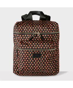 Paul Smith | Strawberry Skull Backpack