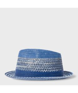 Paul Smith | Mens Woven Trilby Hat