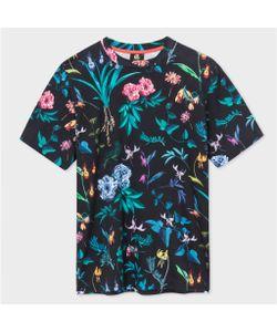 Paul Smith | Mens Painted Print T-Shirt