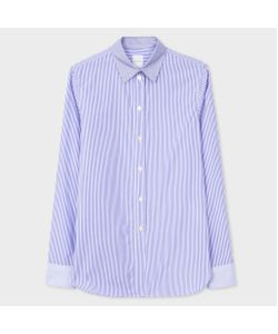 Paul Smith | Womens And Mixed-Stripe Shirt