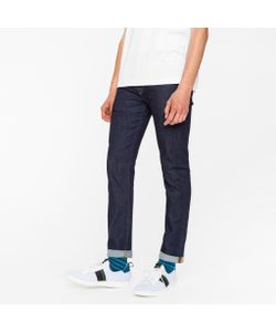 Paul Smith | Skinny-Fit 9.5oz Rinse Stretch Jeans
