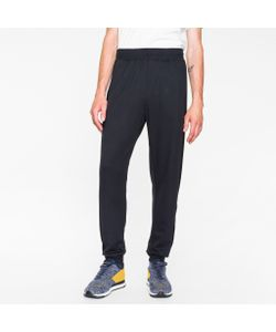 Paul Smith | Cotton-Blend Sweatpants With Side Panels