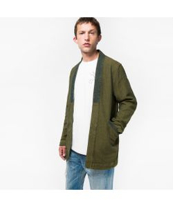 Paul Smith | Textured Ear Kimono Jacket