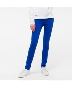 Paul Smith | Brushed High-Waisted Skinny Jeans