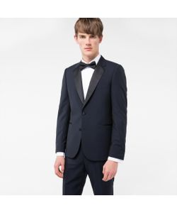 Paul Smith | Mens Wool And Mohair-Blend Evening Suit