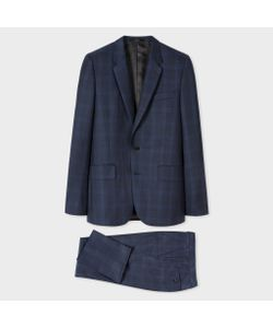 Paul Smith | The Soho Tailored-Fit Check Suit