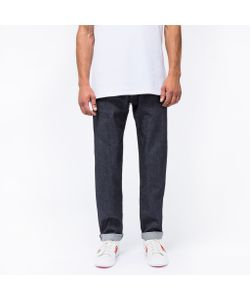 Paul Smith | Tapered-Fit Italian-Selvedge Raw Denim Jeans