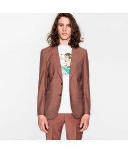 Paul Smith | Mid-Fit Wool-Mohair Blazer