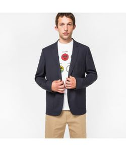 Paul Smith | Mid-Fit Hopsack Buggy Lined Blazer