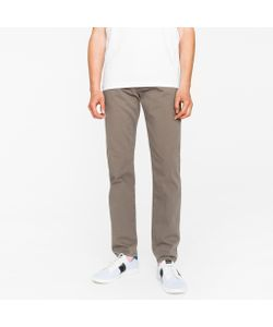 Paul Smith | Tapered-Fit 9oz Garment-Dye Denim Jeans