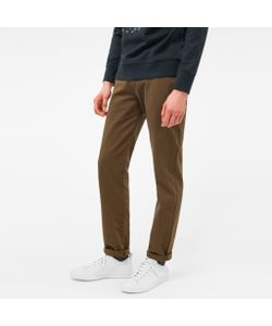 Paul Smith | Tapered-Fit Garment-Dyed Jeans