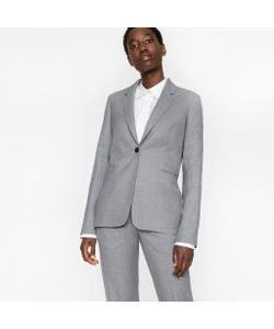 Paul Smith | A Suit To Travel In One-Button Blazer