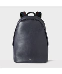 Paul Smith | Leather City Webbing Backpack