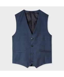 Paul Smith | Tailored-Fit Subtle-Check Waistcoat