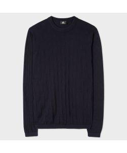 Paul Smith | Knitted Polka Dot Jacquard Sweater