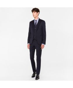 Paul Smith | The Soho Tailored-Fit Three-Piece Suit