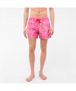 Paul Smith | Leopard Frog Print Swim Shorts