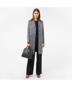 Paul Smith | Wool-Cashmere Epsom Coat