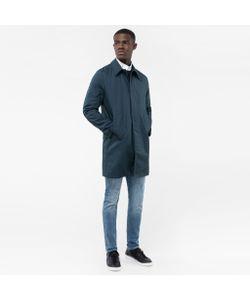Paul Smith | Mens Cotton-Blend Showerproof Mac