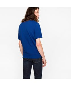 Paul Smith | Loopback Short-Sleeve Sweatshirt