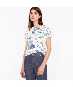 Paul Smith | Painted Print T-Shirt
