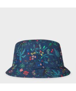 Paul Smith | Mens Botanical Jungle Print Swim Bucket Hat