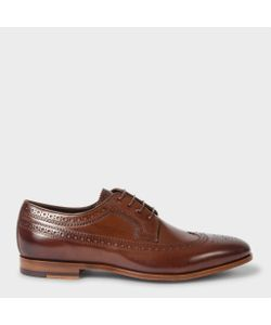 Paul Smith | Mens Calf Leather Wells Brogues