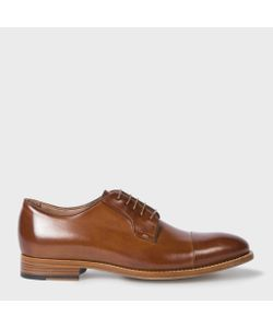 Paul Smith | Mens Parma Calf Leather Ernest Shoes