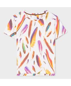 Paul Smith | Feather Print T-Shirt