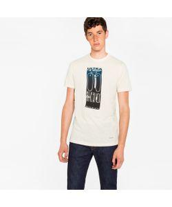 Paul Smith | Slim-Fit Off Print T-Shirt