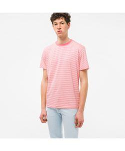 Paul Smith | And Ecru Thin-Stripe Cotton T-Shirt