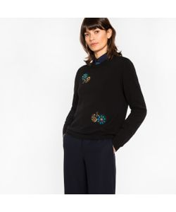 Paul Smith | Sweater With Jewel Embellishments