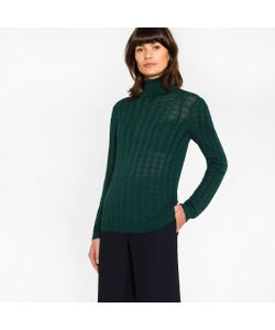 Paul Smith | Pointelle Roll-Neck Sweater