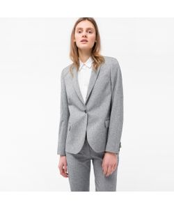 Paul Smith | Womens Salt-And-Pepper Blazer