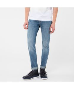 Paul Smith | Mens Slim-Fit Japanesecast Light-Wash Stretch Jeans