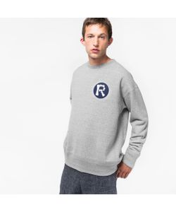 Paul Smith | Loopback Ear Patch Sweatshirt