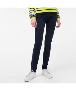 Paul Smith | Womens Brushed Denim High-Waisted Skinny Jeans