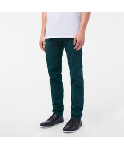 Paul Smith   Mens Tape-Fit Garment-Dyed Jeans