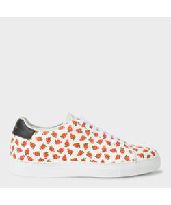 Paul Smith | Mens Leather Basso Trainers With