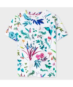 Paul Smith | Womens Painted Print T-Shirt