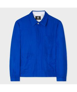 Paul Smith | Linen-Cotton Chore Jacket