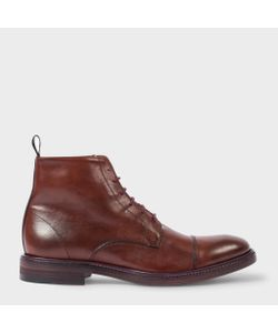 Paul Smith | Dip-Dyed Calf Leather Jarman Boots
