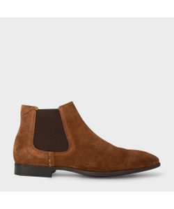 Paul Smith | Suede Falconer Chelsea Boots