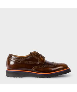 Paul Smith | High-Shine Leather Crispen Brogues