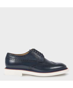 Paul Smith | Mens Dark Leather Junior Brogues