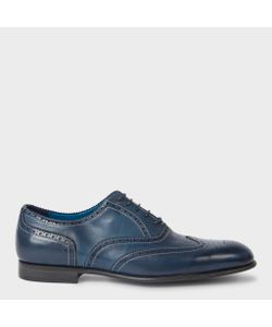 Paul Smith | Mens Dip-Dyed Calf Leather Scott Brogues
