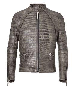 Philipp Plein | Leather Jacket Nobody Else