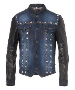 Philipp Plein | Leather Jacket Bayfield