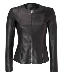 Philipp Plein | Leather Jacket Paris Bound
